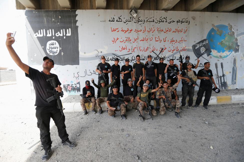 Hình ảnh Falluja hoang tàn sau khi IS bị truy quét 9