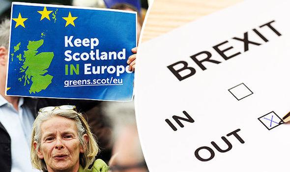 'Brexit sẽ không khiến Anh tan rã' 1