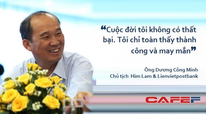Hé lộ thân thế giàu có của đại gia kín tiếng - chủ tịch ngân hàng Liên Việt  1