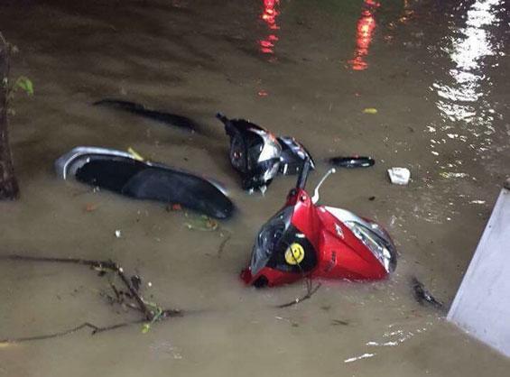 Thái Nguyên: Tìm thấy thi thể 2 người đàn ông bị lũ cuốn trôi 1