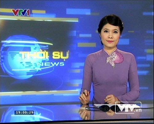 Khán giả tiếc nuối vì MC thời sự Diệp Anh đột ngột chia tay VTV 1
