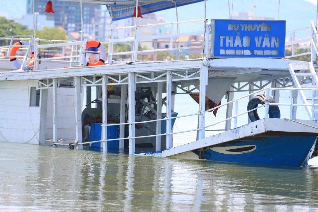 Lật tàu làm 3 người chết: Cách chức Giám đốc Cảng vụ Đà Nẵng 1