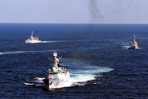 Trung Quốc tuyên bố tập trận ở Hoàng Sa trước phán quyết PCA 1