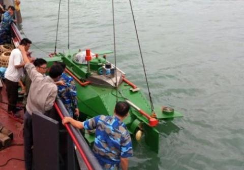 Cận cảnh tàu ngầm Hoàng Sa 2