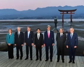 G7 sẽ buộc Trung Quốc tuân thủ phán  quyết về vụ kiện Biển Đông 5