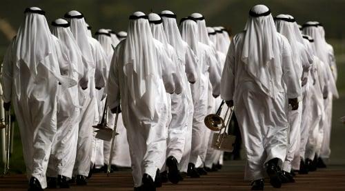 UAE: Không mặc trang phục truyền thống khi đi du lịch vì lo bị nhầm là IS 5