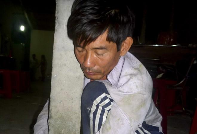 Vào chùa trộm đồ, kẻ gian rút súng bắn trả khi bị truy đuổi 1