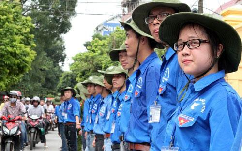 Thành đoàn HN yêu cầu rà soát hoạt động tình nguyện của sinh viên 1