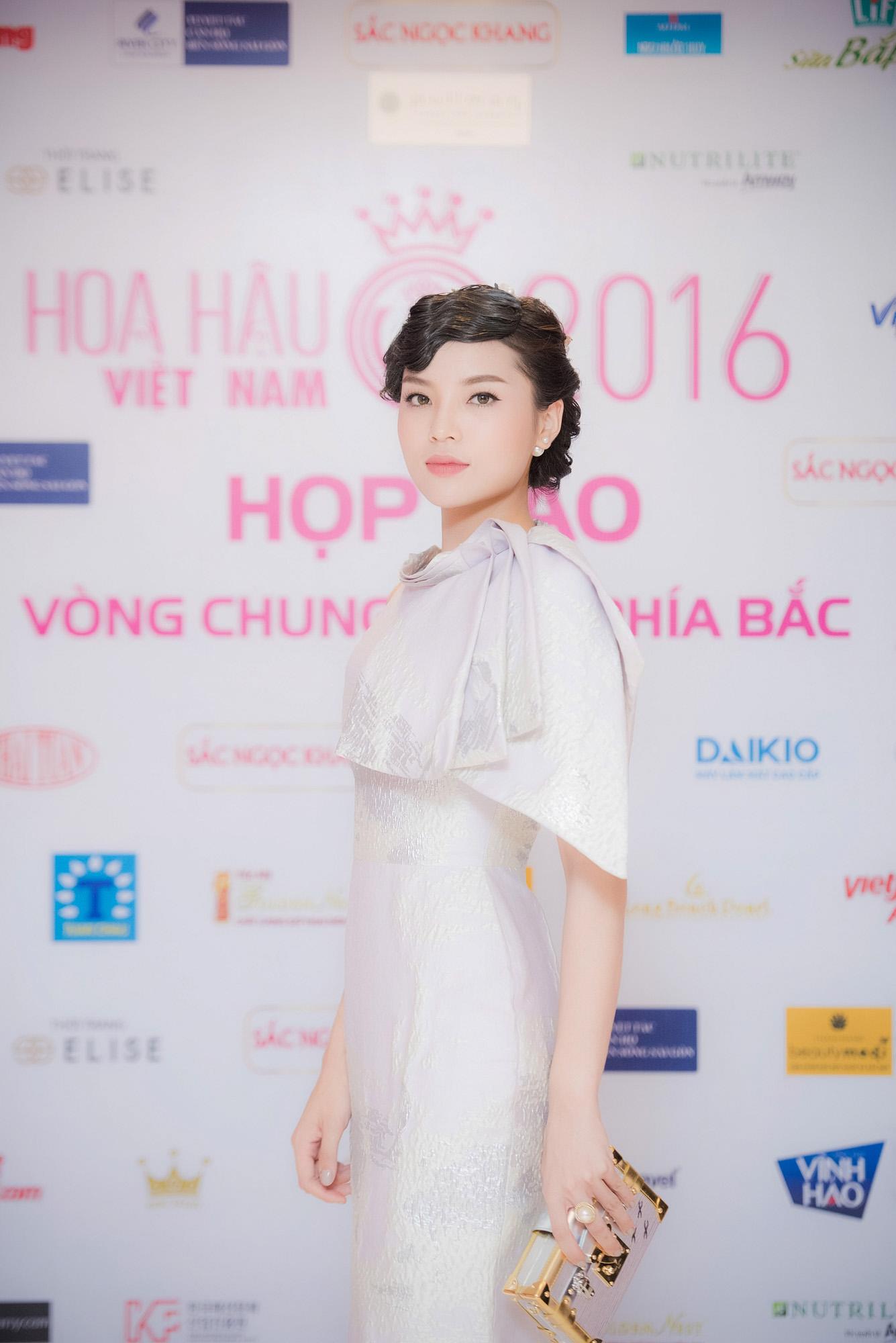 Hoa hậu Kỳ Duyên bị chê già đanh khi đi sự kiện 4