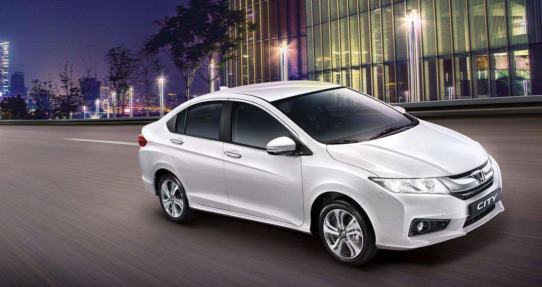 Honda Việt Nam giảm giá bán mẫu xe City 1