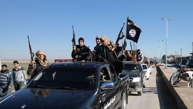 IS: Phiến quân nhận 600.000 euro để tấn công Iran 2