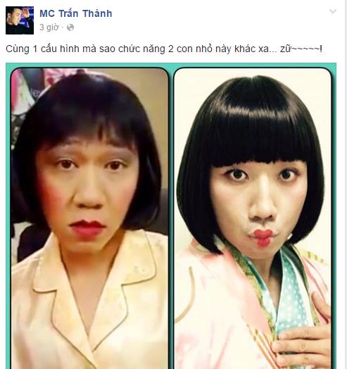 Facebook sao Việt: 1