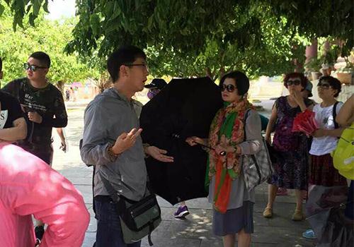 Đà Nẵng xử phạt 6 người Trung Quốc hoạt động du lịch 'chui' 1