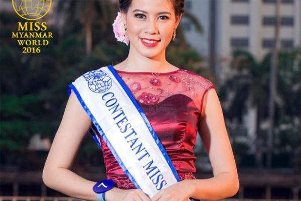 Người mẫu Myanmar qua đời ở tuổi 24 tại phòng tập gym 1