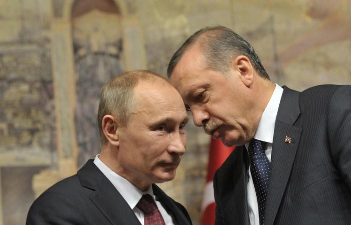 Chính phương Tây khiến Thổ Nhĩ Kỳ muốn làm lành với Nga 1