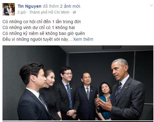 Hoa hậu Thu Thảo gửi lời cảm ơn bạn trai đại gia 4