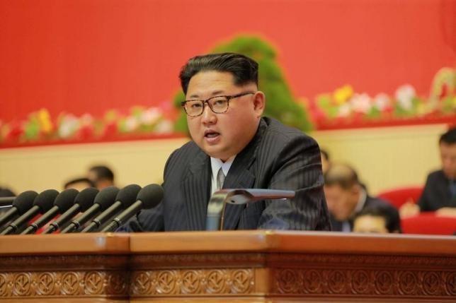Mỹ lần đầu áp lệnh trừng phạt với Kim Jong-un 1