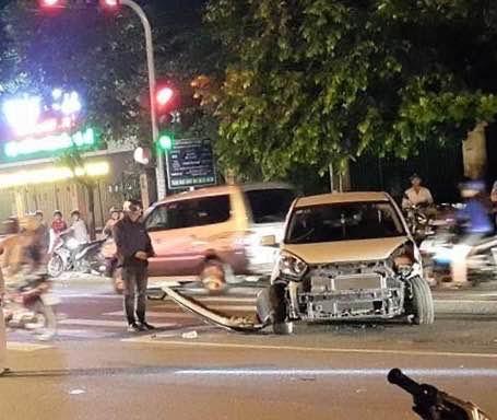 Phó trưởng Ban Dân tộc tỉnh Đồng Nai gây tai nạn giao thông 1