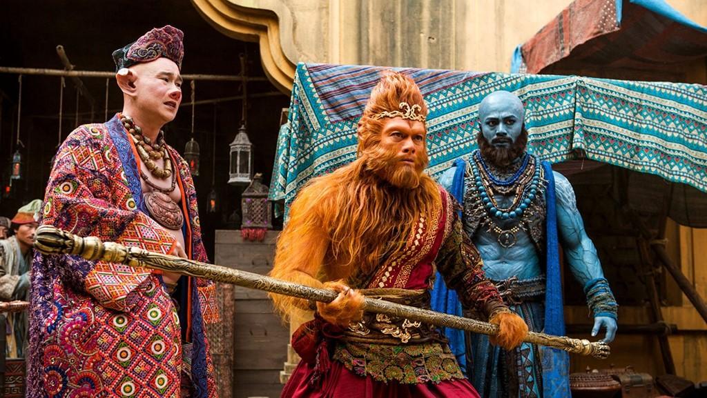 10 bộ phim có doanh thu cao nhất tại Trung Quốc nửa đầu 2016 5