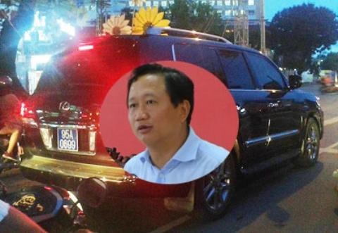 Vụ cấp biển xanh cho xe Phó Chủ tịch tỉnh: Đại tá tự nhận kỷ luật khiển trách 1