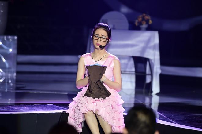 Hòa Minzy bất ngờ bị loại ở Gương mặt thân quen tập 12 1