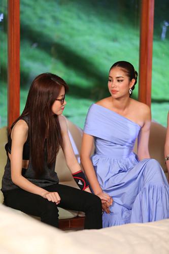 The Face: Mai Ngô bĩu môi bất mãn khi bị huấn luyện viên Lan Khuê chê 6