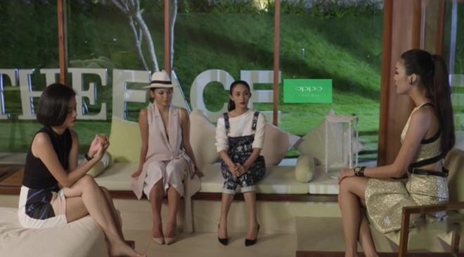 The Face: Mai Ngô bĩu môi bất mãn khi bị huấn luyện viên Lan Khuê chê 3