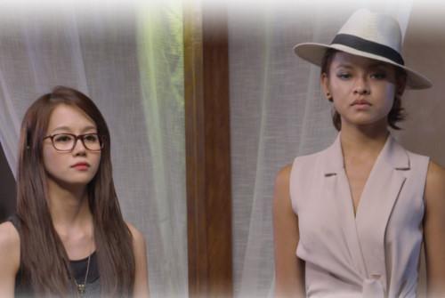 The Face: Mai Ngô bĩu môi bất mãn khi bị huấn luyện viên Lan Khuê chê 7