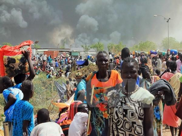 Gần 300 người chết thảm vì các trận đấu súng ở Nam Sudan 1
