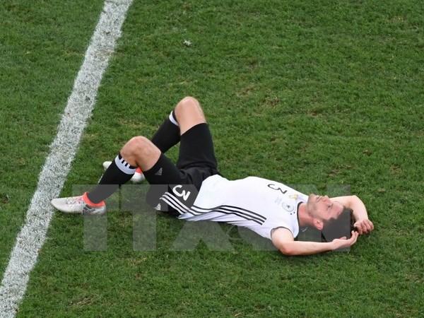 Bốn lời nguyền gắn với các đội tuyển dự vòng chung kết EURO 1