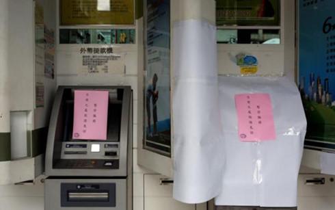 1.000 máy ATM tại Đài Loan ngừng hoạt động sau vụ trộm lịch sử 1