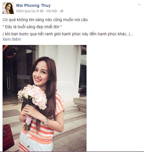 Facebook sao Việt: Fan choáng với ngoại hình khác lạ của Hương Giang Idol 7