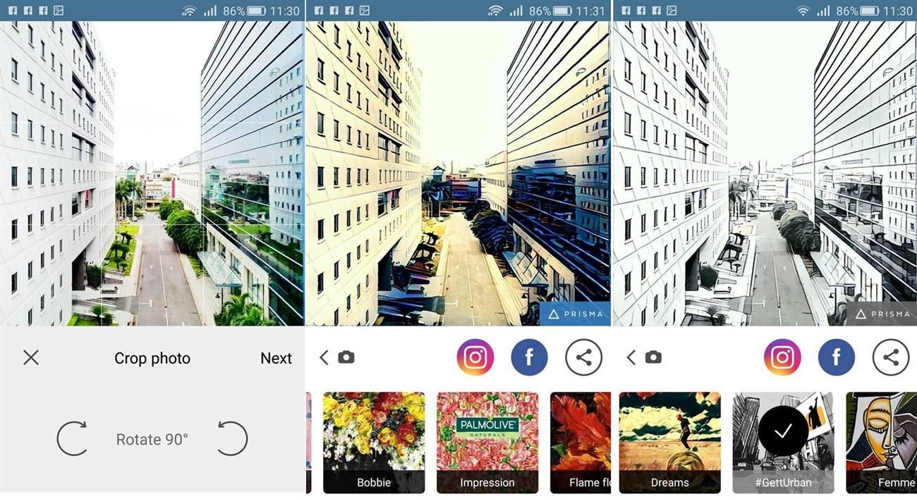 Hình ảnh Prisma: Ứng dụng chỉnh sửa ảnh đang gây bão dành cho Android số 3