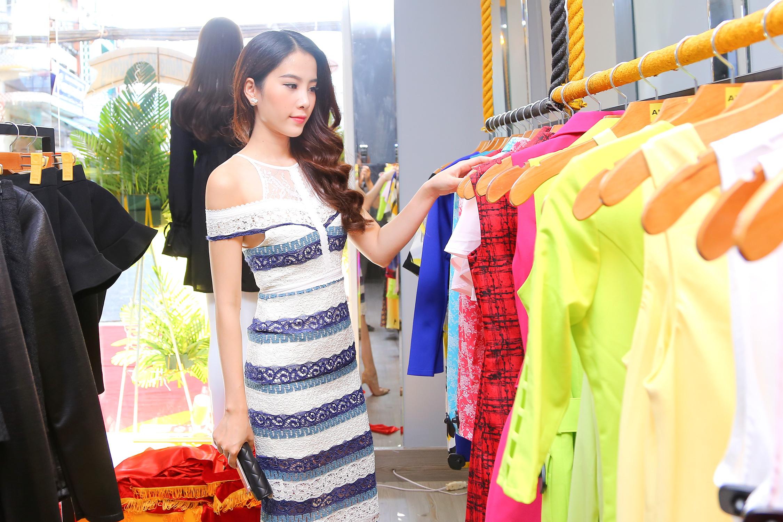 Đọ gu thời trang sành điệu của bộ ba Thu Hà, Diệu Linh, Nam Em 5