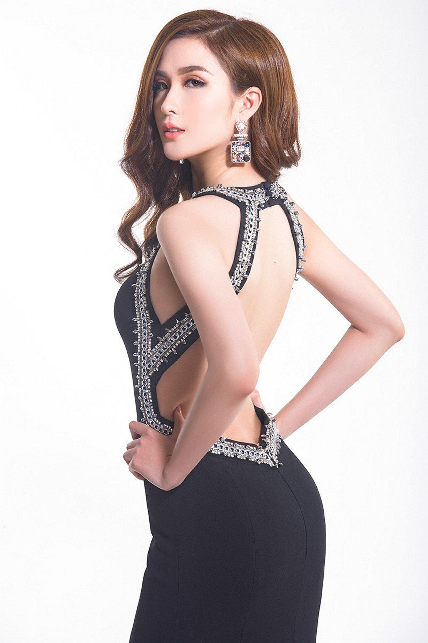 Vẻ đẹp như hoa hậu của Ngọc Loan đội Phạm Hương tại The Face 7