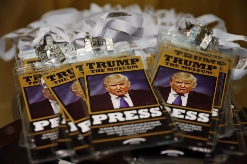 Sự thật đằng sau bảo tàng Donald Trump tại Mỹ 9