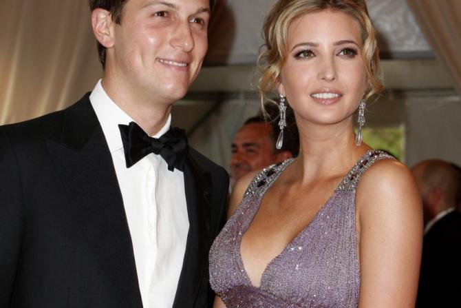 Con gái Donald Trump không dại gì dắt bạn trai về nhà 1