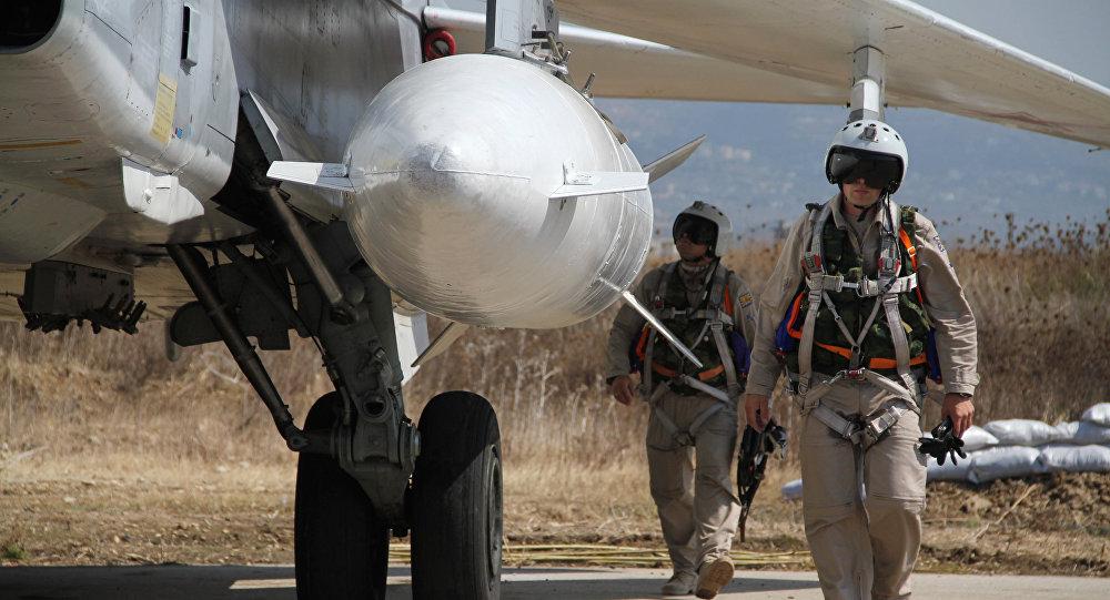 5 lý do khiến Mỹ phải bắt tay với Nga để đánh bại IS ở Syria 1