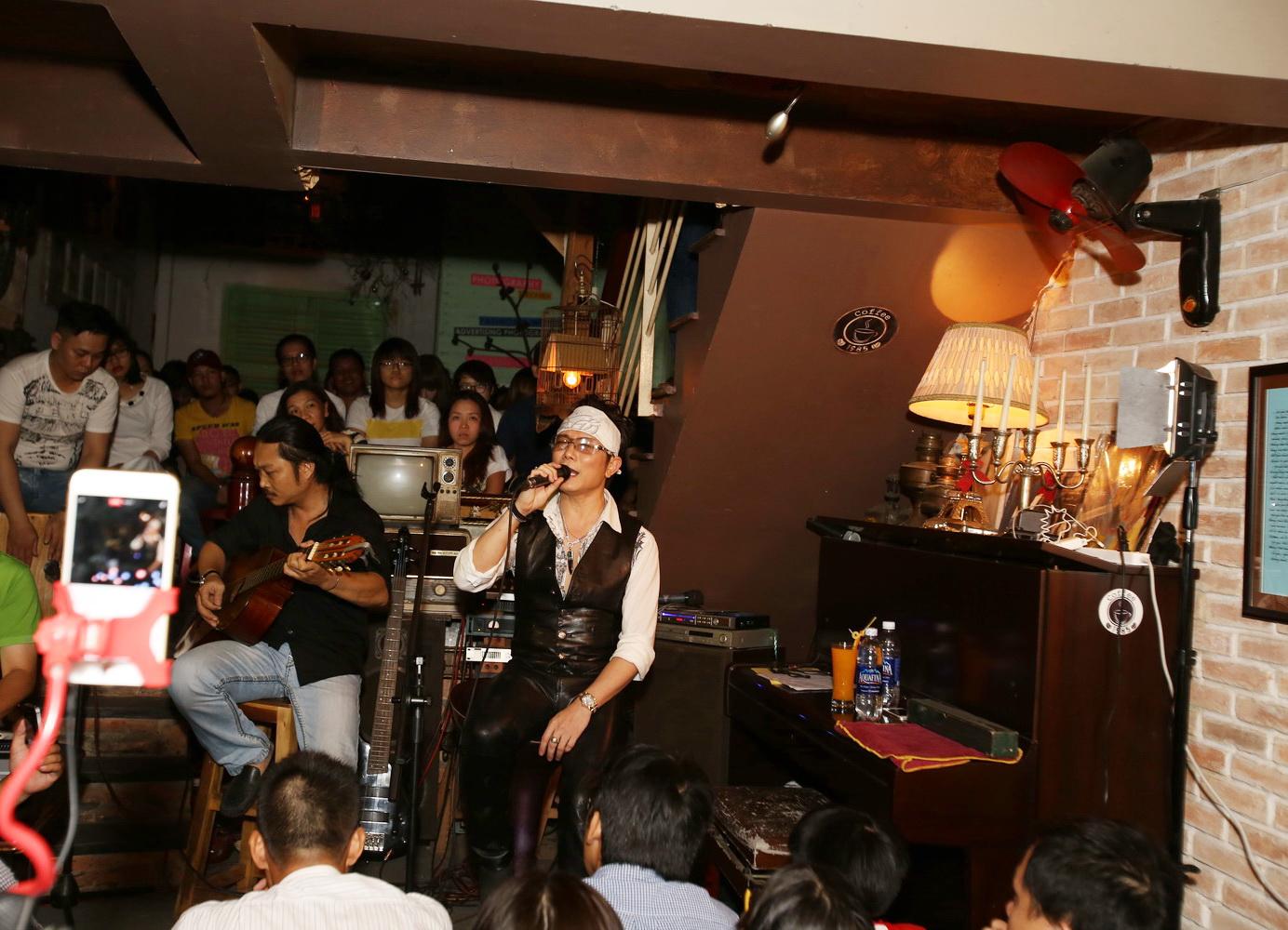"""Jimmii Nguyễn: """"Khán giả chính là người nuôi sống tâm hồn tôi"""" 1"""