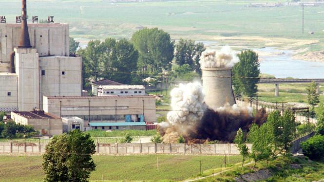 Cơ sở hạt nhân bí mật mới được phát hiện của Triều Tiên 1