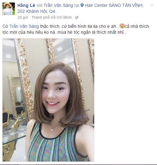 Facebook sao Việt: Hạ Vi khoe khéo vòng eo săn chắc 11