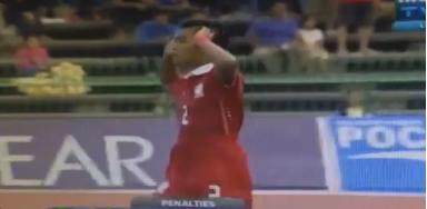 Sport for Kids - Video: Cầu thủ U16 Thái Lan ăn mừng thô tục trong trận thua Úc