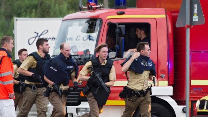 Xả súng vào trẻ em ở Đức,  ít nhất 10 người chết 3