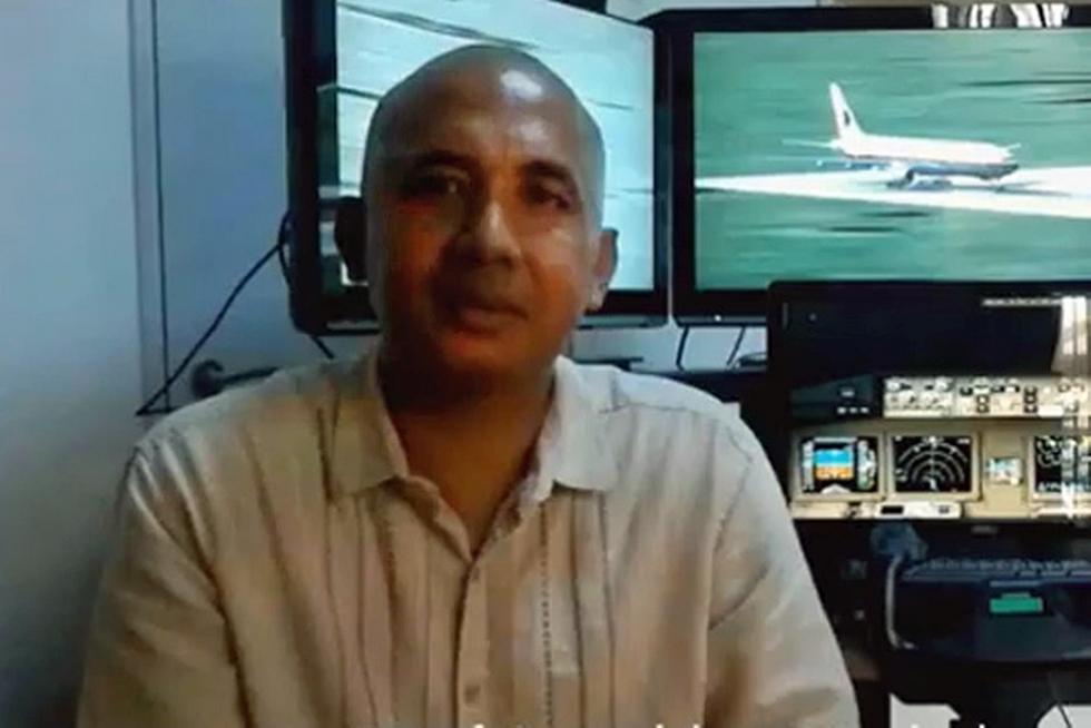 Phát hiện chuyến bay mô phỏng giống MH370 trong máy tính cơ trưởng 1