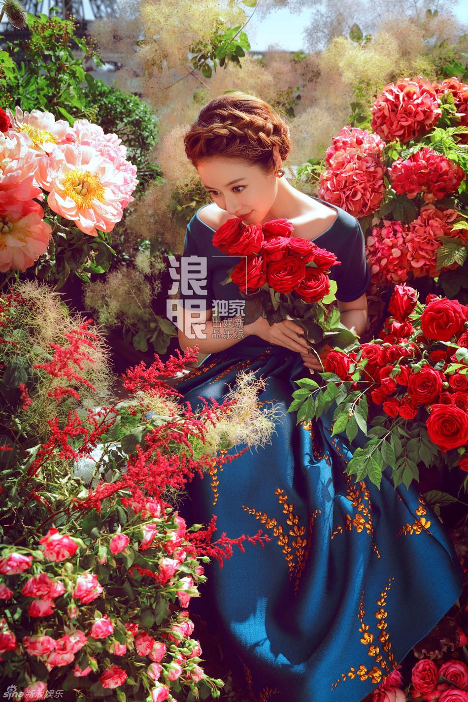 Lộ hình ảnh thiệp cưới của Lâm Tâm Như - Hoắc Kiến Hoa 8