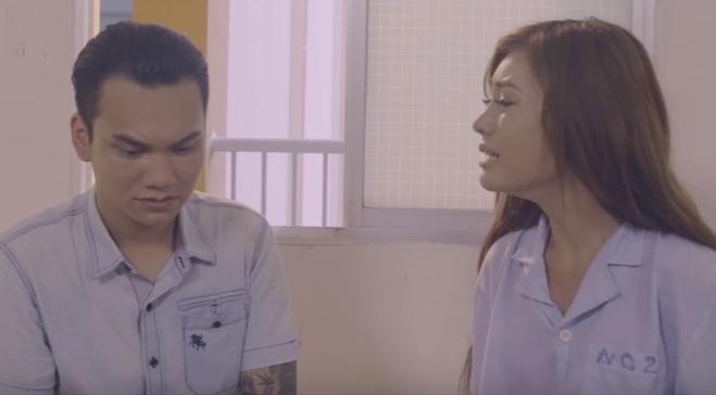 """Khắc Việt lấy nước mắt khán giả qua phim ngắn """"Yêu"""" 9"""