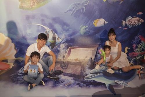 Ngỡ ngàng vóc dáng của Minh Hà sau khi sinh con lần 4 4