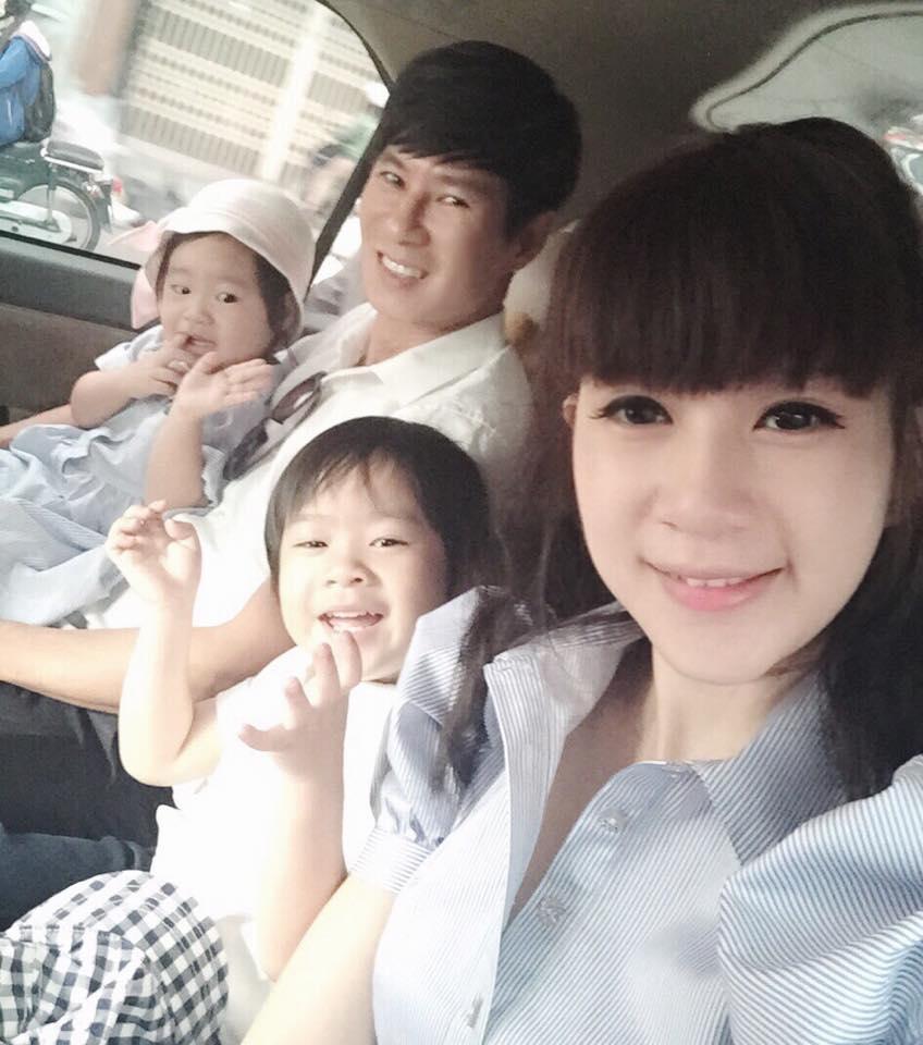 Ngỡ ngàng vóc dáng của Minh Hà sau khi sinh con lần 4 6