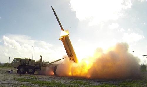 Trung Quốc khiến Seoul phải triển khai lá chắn tên lửa THAAD 1