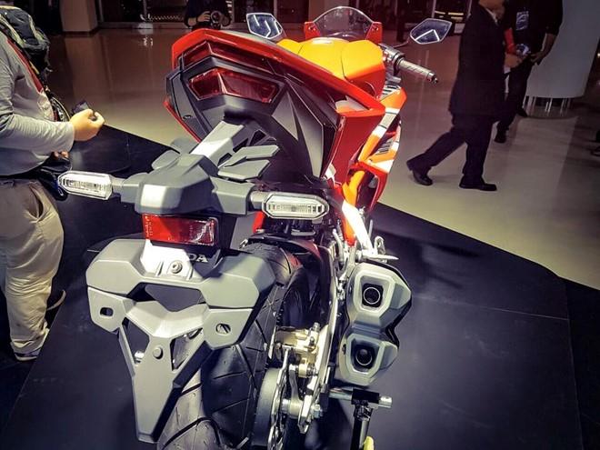 Honda CBR250RR chính thức ra mắt, giá từ 4.800 USD 4